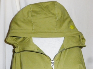 IMGP0139 Lululemon Mens Olive Green Hoodie Zippered Jacket 307