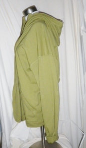 IMGP0141 Lululemon Mens Olive Green Hoodie Zippered Jacket 307