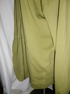 IMGP0142 Lululemon Mens Olive Green Hoodie Zippered Jacket 307