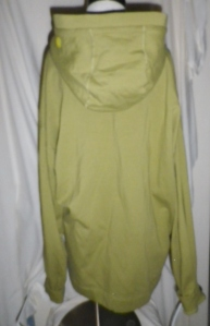 IMGP0143 Lululemon Mens Olive Green Hoodie Zippered Jacket 307