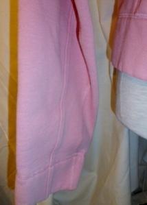 IMGP0251 Lululemon Pale Pink Hoodie Sweatshirt Jacket 317
