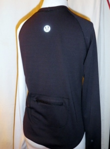 IMGP2437 Lululemon Black White Long Sleeve Turkey Trot Technical Running Shirt Top 423