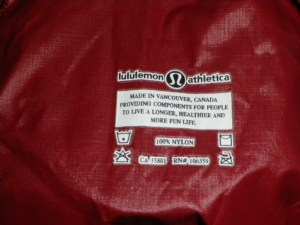 IMGP6722 Lululemon Red Namaste Yoga Mat Tote Bag 491