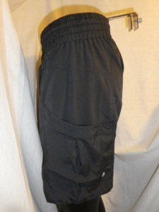 IMGP0449 Lululemon Black Shorts with Shirred Tied Waist Band 581