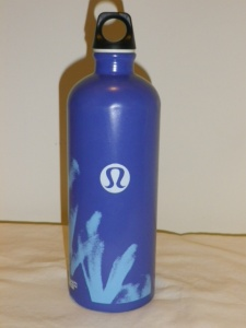IMGP1573 Lululemon Sigg Purple and Blue Accents Water Bottle 606