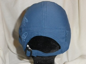 IMGP2951 Lululemon Blue Hat Cap with Dragonfly Pattern 604