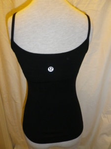 IMGP3080 Lululemon Orange, Yellow, Green, Black Tank Top 653
