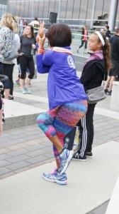 IMGP4822 Lululemon Seawheeze Half Marathon 2015 Free Nooner Yoga Class Vancouver Erin Anderson